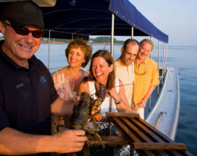 PEI Lobster Fishing Tour